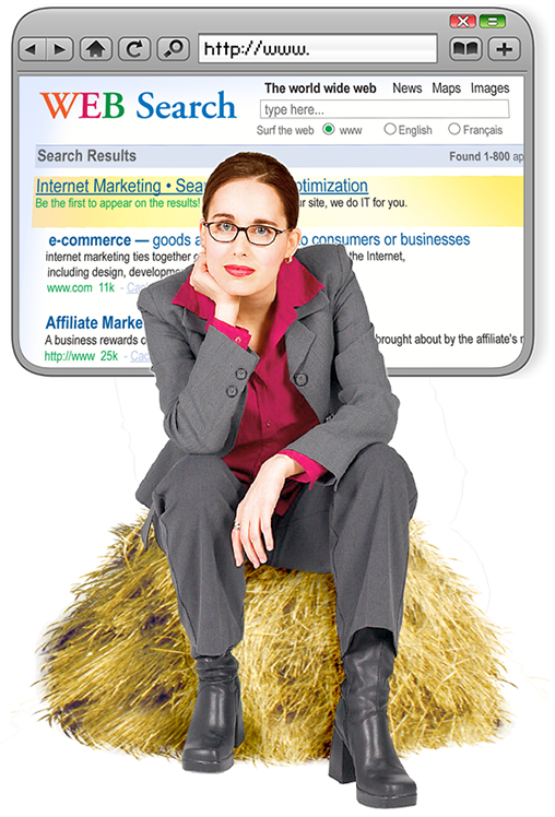 Is YOUR Website a Needle in a Haystack?